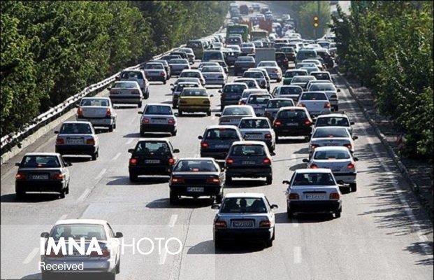 وضعیت جدید ترددها در استان اصفهان