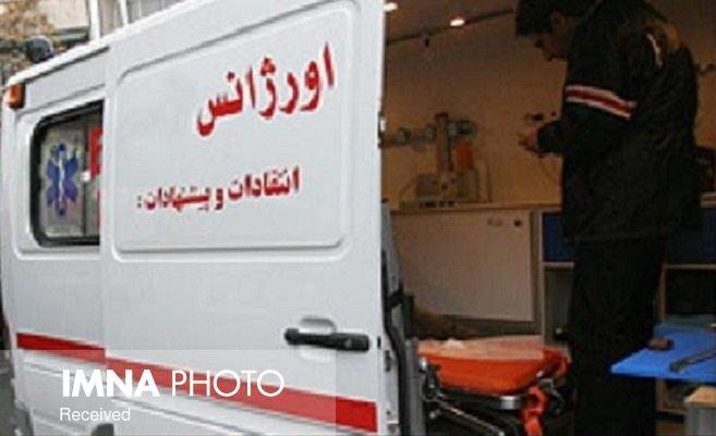 ۹۹۷ مصدوم و ۱۲۶ کشته در حوادث هفته گذشته/تصادفات در صدر آمار