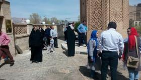 بازدید ۱۵ هزار گردشگر از اماکن تاریخی گلپایگان