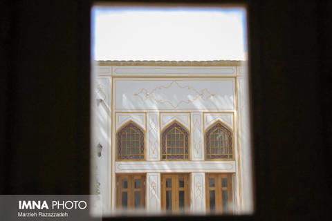 آرامگاه سید شفتی اصفهان