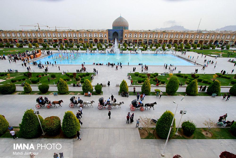 بناها و میراث فرهنگی اصفهان در گذر تاریخ