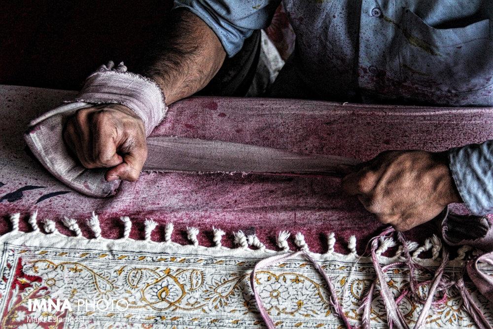 قلمکاری اصفهان در سوئد