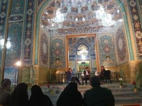 امامزاده شاهرضا میزبان ۴۰ هزار زائر تاکنون