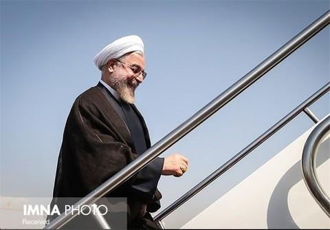 روحانی به روسیه سفر می کند