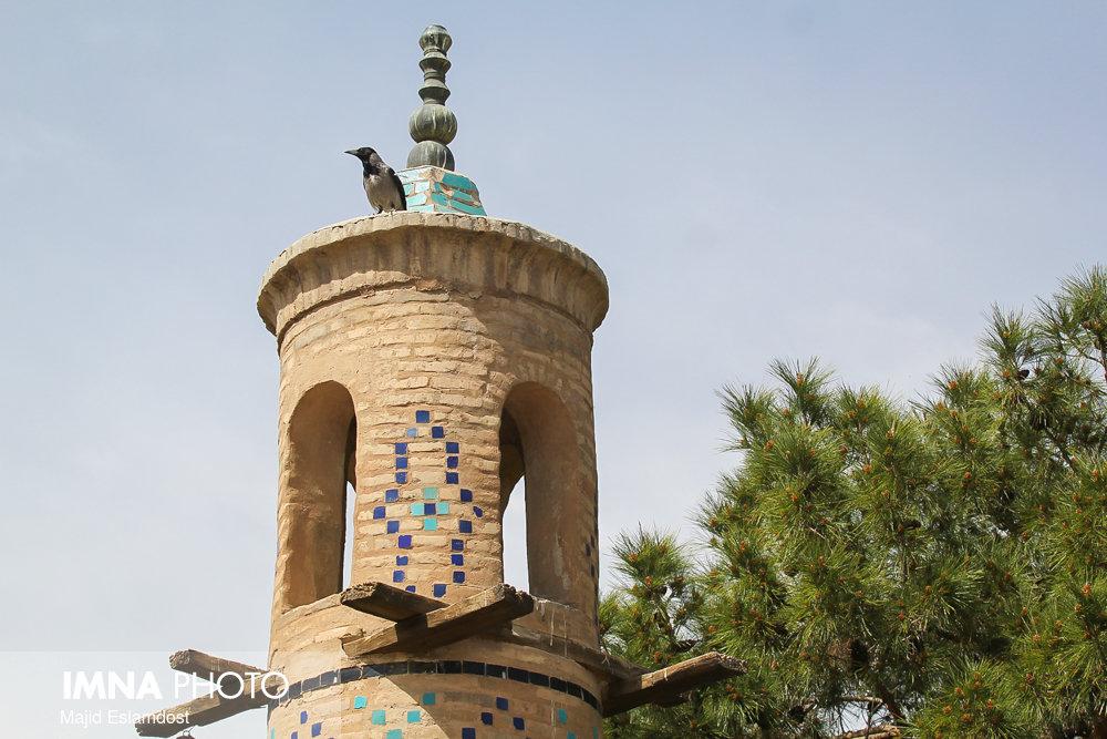 سرنوشت آثار تاریخی در هوای آلوده