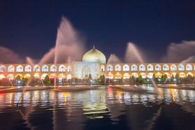 چشم های تو اصفهان است