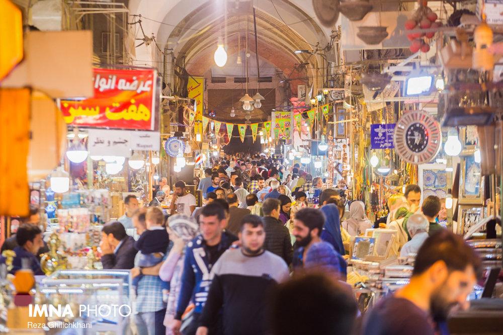 بازار ؛ مکانی برای همبستگی ایرانیان باستان