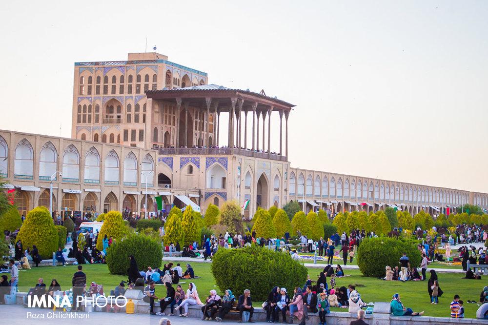 میدان نقش جهان؛ تجلی شکوه اصفهان