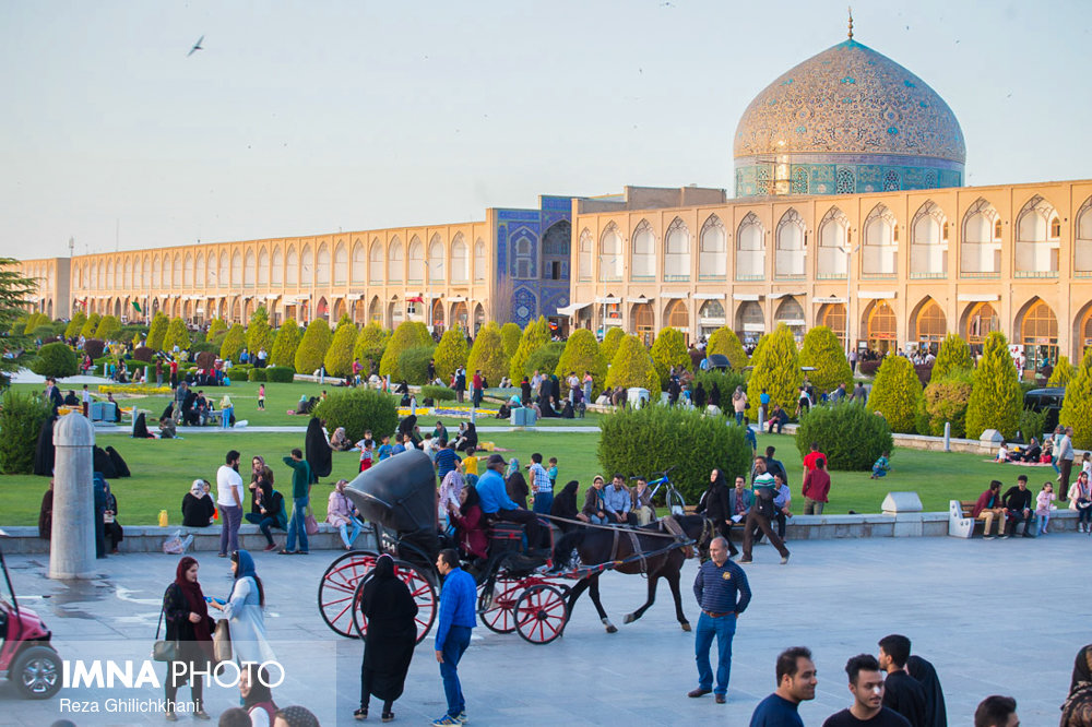 One of European cities, step-sister of Isfahan