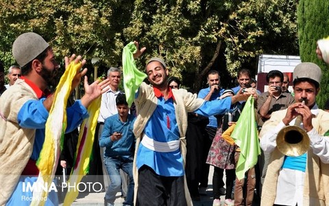 Isfahan's intangible heritage waiting for travelers