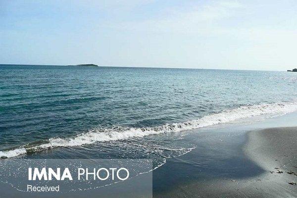 کاهش تراز سطح آب دریای خزر به علت افزایش گرما