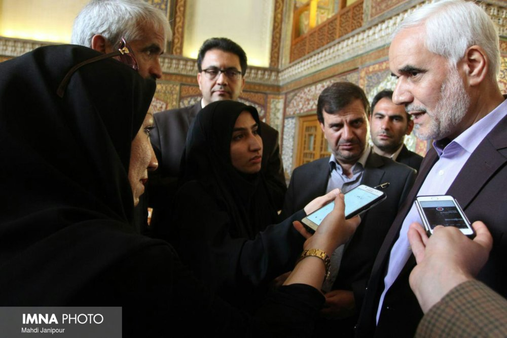 Water shortage has reached a critical level in Isfahan