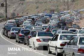 ترافیک پرحجم جادهها در دهمین روز فروردین