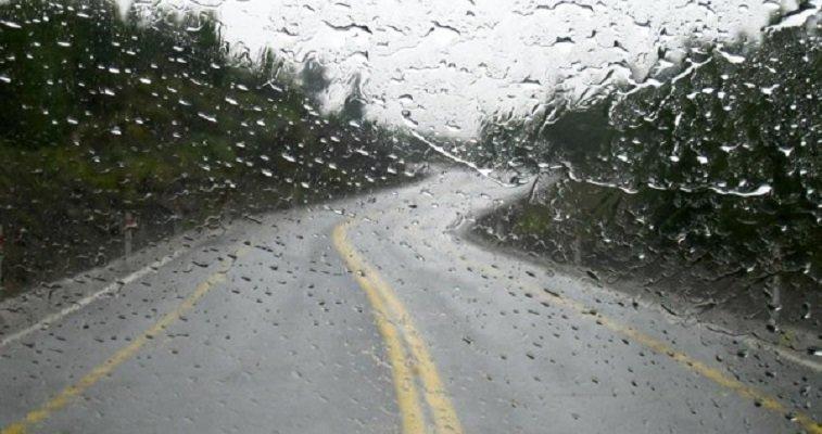 رگبار پراکنده باران در برخی مناطق کشور