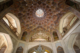 Hasht Behehst palace of Isfahan