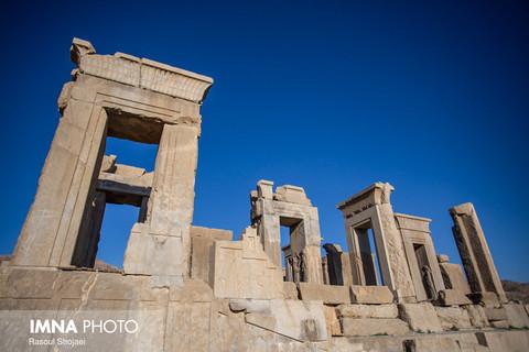 Persepolis; victim of history