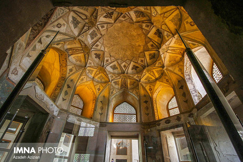 Safavid masterpiece in Chaharbagh