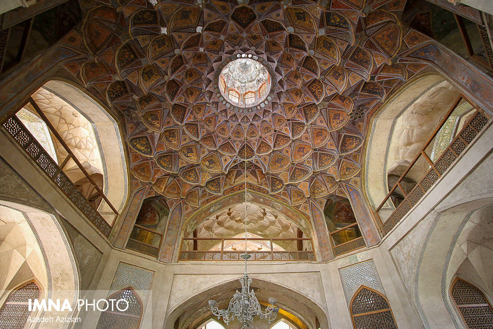 Hasht Behehst palace of Isfahan