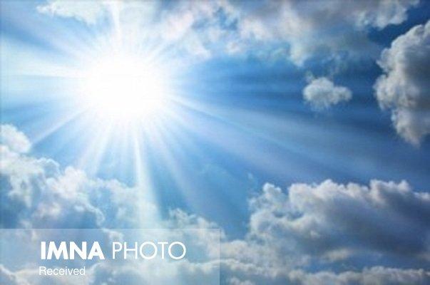 افزایش ۳ تا ۶ درجهای دمای هوا در نوار شمالی کشور
