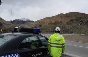 آمادهباش صد درصدی پلیس  لنجان در روز طبیعت