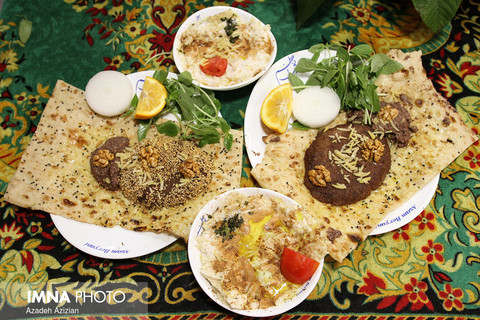 طرز تهیه بریان اصفهان (آبگوشت و تزیین)؛ چرب، لذیذ و ساده