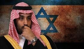 ولیعهد سعودی موجودیت رژیم صهیونیستی را به رسمیت شناخت