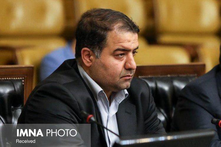تذکر فراهانی به شهردار تهران