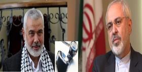 ظریف بر حمایت ایران از مقاومت مردم فلسطین تاکید کرد
