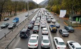 وضعیت جاده های کشور در پانزدهمین روز فروردین