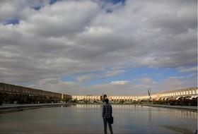 افزایش ابر، وزش باد شدید و بارش پراکنده در اصفهان