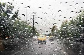 ثبت ۱.۴ میلی متر بارش باران در مبارکه