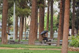 سامانه بارشی در جنوب و غرب اصفهان فعال است
