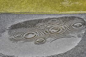 کاهش ۶۵درصدی بارش ها در زرین شهر