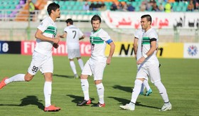 جدال نمایندگان آسیایی ایران در نیمه اول برنده نداشت