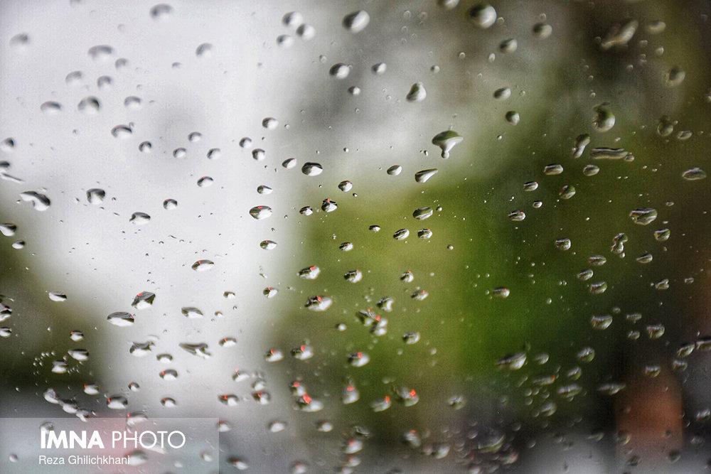 پیش بینی بارش باران و خیزش گرد و خاک در استان اصفهان