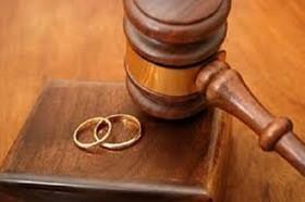 ثبت ۶۰۸ هزار ازدواج و ۵۹۷ هزار طلاق در سال ۹۶