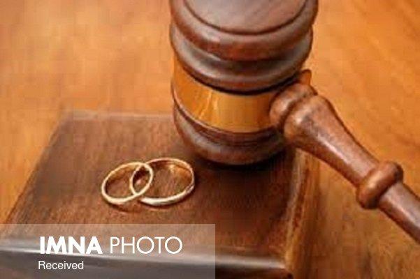 ازدواج و طلاق در زنجان کاهش یافت