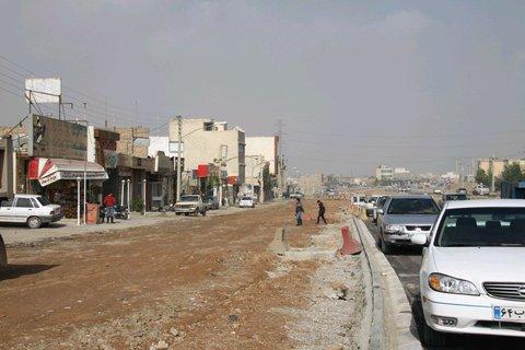 اتمام آزادسازی ادامه خیابان مشتاق سوم تا پایان سال ۹۸