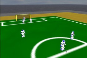 سال ۱۴۲۹ و مسابقه فوتبال بین انسان وربات