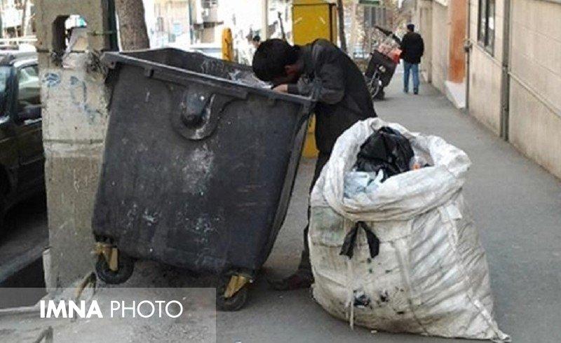 برخورد با عوامل غیرمجاز جمعآوری پسماند خشک