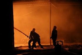 ۳ کشته و مصدوم در آتشسوزی صبح امروز مجیدیه