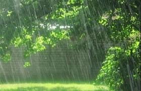 هشدار هواشناسی/رگبار باران و وزش باد شدید