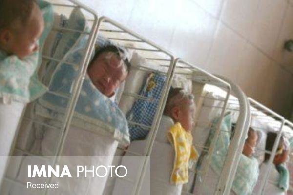 تولد یک نوزاد پس از مرگ والدین