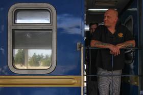 دومین قطار گردشگری