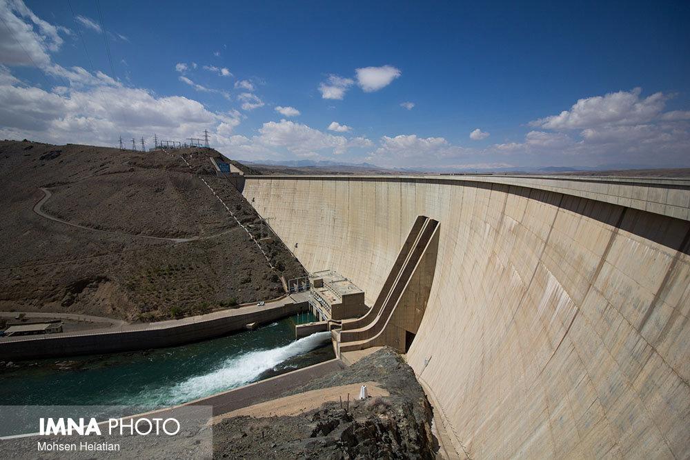 ذخیره آبی سدهای اصفهان به ۷۳۲ میلیون مترمکعب رسید