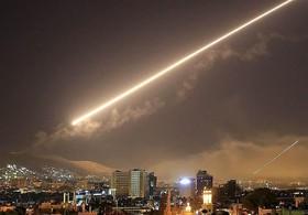حمله موشکی به پایگاه هوایی الشعیرات دفع شد
