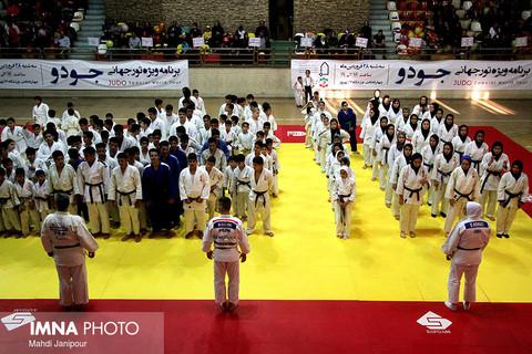 برنامه ویژه تور جهانی جودو در اصفهان