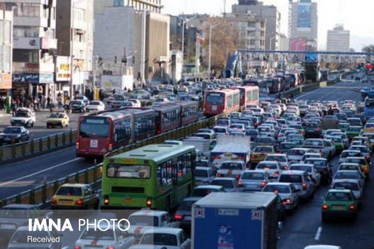 افزایش ۱۲.۵درصدی کرایه تاکسی و اتوبوس در تهران