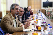 دیدار شهردار و اعضای شورای شهر با استاندار اصفهان