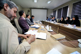 جلسه هم اندیشی اولین همایش ارتقای کیفی محلات شهر اصفهان